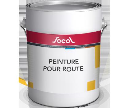 Peinture Pour Route Socol