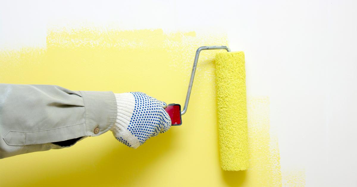 La peinture à l'eau est-elle sans risque pour la santé?